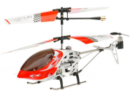 Helicoptere Swift Rouge 3 Voies Metal USB avec Gyro - SH-6020-1-R