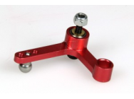 Twister CPX Cnc Tail Pc Lever Set (Option) - JP-6600565