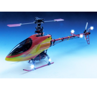 Set Eclairage 7 leds pour Twister storm ou helico 3D NIGHT FLIGH - JP-5507921