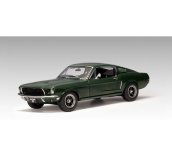 Ford Mustang GT390 1968 AutoArt 1/18 - T2M-A72812