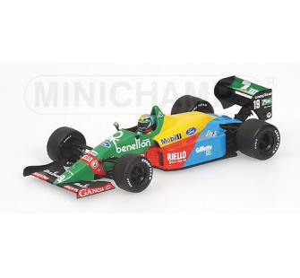 Benetton Ford B188 1989 Minichamps 1/43 - T2M-400890119
