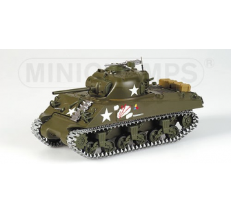 Sherman M4 A3 D-Day Minichamps 1/35 - T2M-350040002