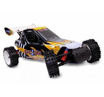 Buggy Spider M 1:5 23ccm 2,4 GHz RTR - AMW-22088