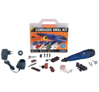 Kit perceuse sans fil 9,6V - PG-Mini 9450 - PGM-M.9450