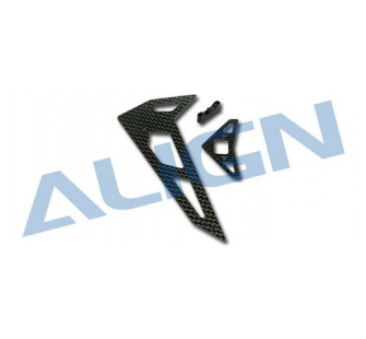 H45103 - Set Empennage Carbon 1,2mm 450 Spo - ALG-1-H45103