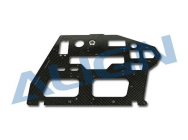 H60180 - Chassis Droite 1.6 mm FDC T-REX 60 - ALG-1-H60180