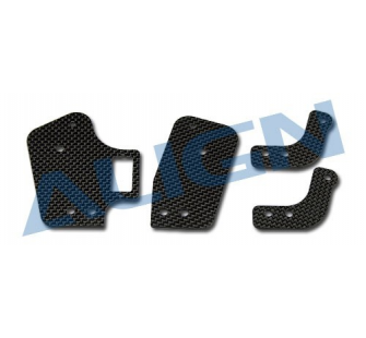 HN7060 - Support Plaque Laterale Carb T-REX - ALG-1-HN7060