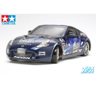 Endless 370Z TT01DE led Tamiya 1/10 - TAM-58474