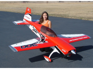 AEROWORKS EXTRA 300 100cc Rouge - ARW-100EXTRA300R