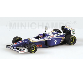 Williams Renault FW19 Minichamps 1/43 - T2M-436970003
