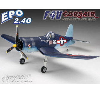 F4U Corsair V2 EPO RTF 2.4Ghz Art-Tech - ART-21149