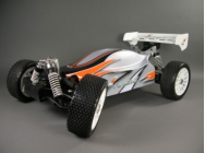 Buggy AM8E Brushless 2,4 GHz RTR - AMW-22066