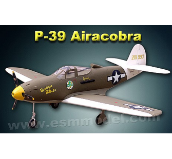 P-39 AIRACOBRA ARF PLANET HOBBY - OST-88157