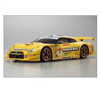 Yellow Hat YMW Tomica GTR 2008 MR03W-MM 2.4Ghz - KYO-32801YH