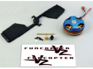 Kit Upgrade Funcopter V2 - MPX-223031