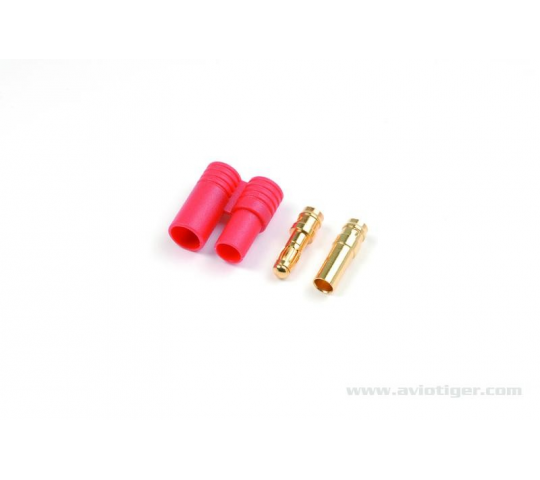 Connecteur Or Plastiq 3.5mm (4) - GF-1001-002 - 0900GF-1001-002