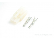 Connecteur Tamiya Male (4) - GF-1008-002 - 0900GF-1008-002