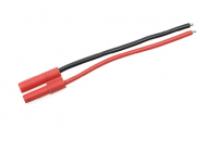 Connecteur Or 4mm Male 14Awg - GF-1062-002 - 0900GF-1062-002