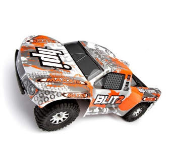 Blitz 2.4Ghz Skorpion RTR - 8700105833