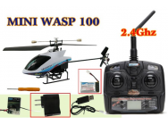 Helicoptere Wasp 100 4 Voies  Mini Helicopter Skyartech - SKYAR-MNH01-1