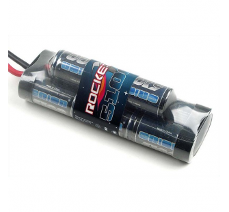 Team Orion Rocket Pack - 5100mAh NiMh - 9.6v Prise Traxxas - KYO-ORI10346