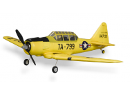 Mini Warbird AT-6 Jaune Famous ARF - FMS-FMS031Y