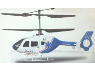 EC135 Bleu RTF - Nine Eagle - NE-210GB-ECBW