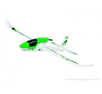 Alpha 139 Moto Planeur Brushled RTF Mode 1 2.4Ghz Axion - AVI-AX-00210-011