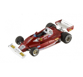 Ferrari 312T2 1977 Elite 1/43 - T2M-WW1186