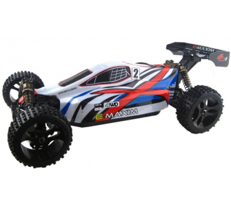 E-MAXIM BUGGY BRUSHLESS 1/5 2.4Ghz RTR - NIN-NH93025