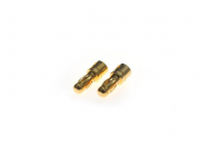 Connecteur : prise 3.5mm Male plaque or (10pcs) - BEE-BEEC2016M