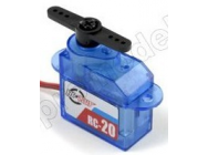 RC-20 Ultra micro servo - Rc plus - RC-20