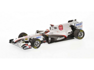 Sauber F1 Team Showcar Minichamps 1/43 - T2M-410110086
