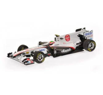Saubar F1 Team Showcar Minichamps 1/43 - T2M-410110087