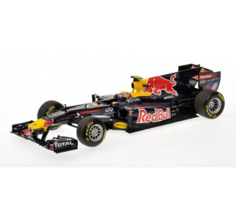 Red Bull showcar 2011 Minichamps 1/18 - T2M-110110072
