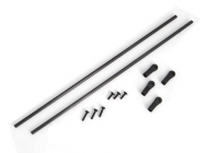 Tail Boom Supports (For Tail Boom Kit) Big Lama Xtreme - XTR-EBL012-C