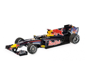 Red Bull Renault RB6 2010 Minichamps 1/18 - T2M-110100005