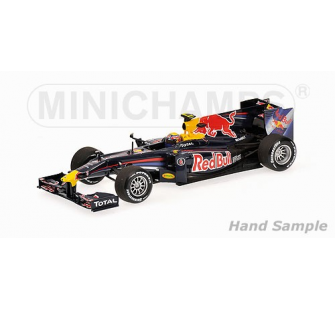 Red Bull Renault RB6 2010 Minichamps 1/43 - T2M-410100006