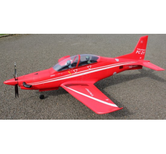 PILATUS PC-21 ESCALE (R/C-READY) - JP-5500408