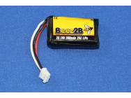 Lipo 2s 7.4V 200mah 25C for Eflite/Parzone Ultra Micro planes - MCM-BEEUMX01
