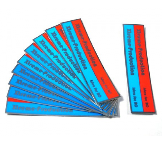 EA-002 - Blade Tracking Color Sticker Tapes (65mm x 5mm, 10 pair - XTR-EA-002