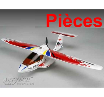 Pieces plastique A5 Seaplane - Art-Tech - ART-5104P