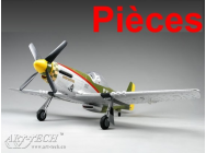 Fuselage P-51 V2 - Art-Tech - ART-5B191