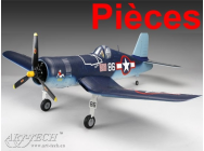 Trains atterrissage Corsair F4U V2 - Art-Tech - ART-5J131