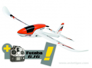 COMBI ALPHA 139 3X LNF BRUSHLESS 3AXES + Futaba 6J - AVI-09002153L