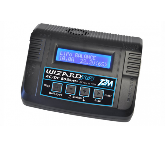 chargeur WIZARD x65 - T2M-T1234