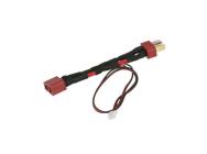 Air Telemetrie Flight Pack Voltage Sensor: Dean Spektrum - SPK-SPMA9557