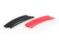 JP HEAT SHRINK 3 x 100mm RED/BLACK - JP-5508144