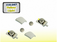 ESL047 - LED Fly-Paddle - Yellow (Spare parts for LED fly bar) - XTR-ESL047