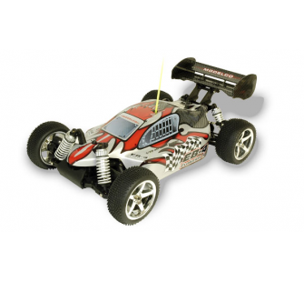 EB4 electrique  brushless 4WD RC 1/10e RTR Modelco - MCO-36FS53602